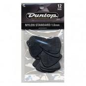 Dunlop plectrum nylon standaard 1.0mm 12 pack
