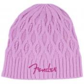 Fender beanie pink