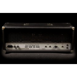 Soldano hot rod 50 plus black tolex