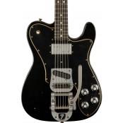 Fender Custom Shop Limited edition '70s Telecaster custom, journeyman relic, black preorder