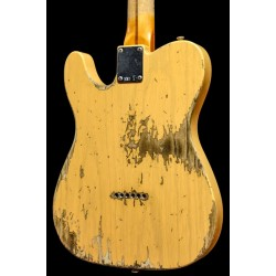 Fender Custom Shop 52 Telecaster Heavy Relic Butterscotch Blonde