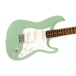 Squier Affinity Stratocaster LRL Fingerboard Surf Green