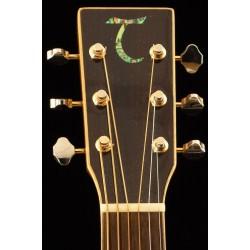 Acoustic Steelstring Vintage Sunburst two pickguard USED