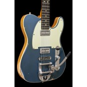 Fender Custom Shop Telecaster Double TV Jones ALPB Relic met Bigsby