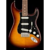 Fender Player Stratocaster Plus Top PF Fingerboard Tobacco Sunburst