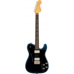 Fender America Pro II Tele Deluxe RW Dark Night