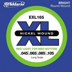 D'Addario bas snaren EXL - 165