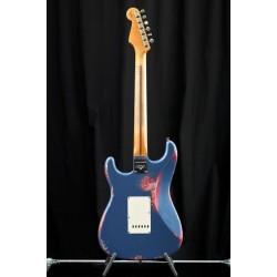 Fender Custom Shop 1957 LTD Strat hvy relic LPB over paisley USED MINT