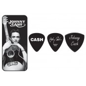 Dunlop 6 plectrums in blikje Johnny Cash Memphis