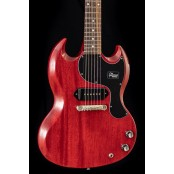 Gibson Custom 1963 SG Junior Reissue Lightning Bar VOS