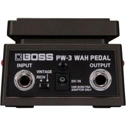 Boss PW3 Wah Pedaal