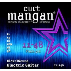 Curt mangan snaren elek 11-48
