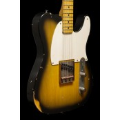 Bill Nash E-57 Two Tone Sunburst