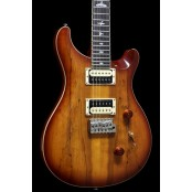 PRS 2018 SE Custom 24 Spalted Maple Top Vintage Sunburst