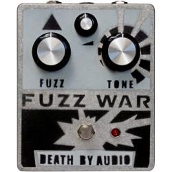 Death by Audio Fuzz War Distortion Fuzz