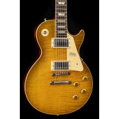 Gibson Custom 60th Anniversary 1959 Les Paul Standard Golden Poppy Burst