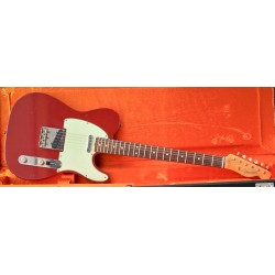 Fender Custom Shop 63 Telecaster Cimarron Red
