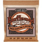Ernie Ball Phosphor Bronze Medium Light