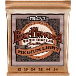 Ernie Ball Phosphor Bronze Medium Light