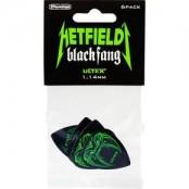 Dunlop plectrum ultex Hetfield blackfang .94 mm 6pack