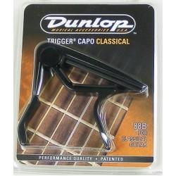 Dunlop Capo Trigger Klassiek Black
