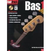 Hal Leonard/Haske Fast Track 1 Bas +cd