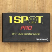 Truetone CS7 Multi Pedal Powerbrick