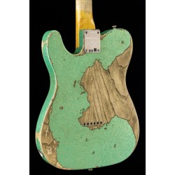 Fender Custom Shop 63 Telecaster Ltd Super Heavy Relic