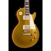Gibson Custom 1957 Les Paul Goldtop Darkback Reissue VOS Double Gold