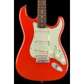 Squier  FSR Classic Vibe '60s Stratocaster, Mint Pickguard, Fiesta Red