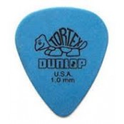Dunlop plectrum tortex 1.0mm 12 pack