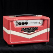 Jackson Ampworks NewCastle 30 Head Scarlet red B-stock