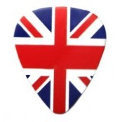 UK Union plectrum