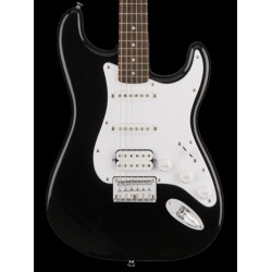 Squier Bullet Strat HSS with Hard Tail LRL Fingerboard Black