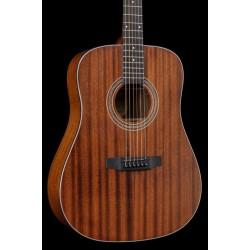 Bristol gitaar folk BD15 Dreadnought Mahogany