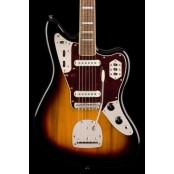 Squier Classic Vibe 70s Jaguar Laurel Fingerboard 3-Color Sunburst