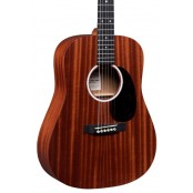 Martin DJr-10E Dreadnought Junior Sapele Top and Back