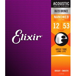 Elixir Nanoweb Bronze Light