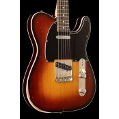 Fender Jason Isbell Custom Telecaster, RW, 3-color Chocolate Burst
