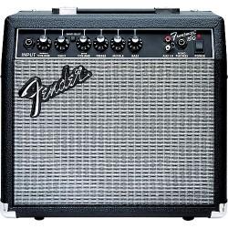 Fender Squier Strat starterspack Affinity HSS Frontman 15G amp
