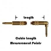 Spectraflex GCV21Q-A instr kabel vintage 21ft r/h
