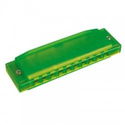 Hohner Happy Color Mondharmonica green