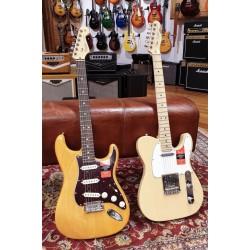 Fender American Pro Stratocaster Ltd Light Ash RW