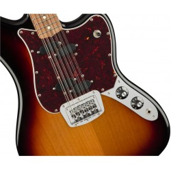 Fender Electric XII Pau Ferro Fingerboard 3-Color Sunburst