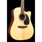 Blueridge gitaar folk BR40CE Cutaway en Fishman