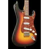 Fender Custom Shop 1962 Journeyman Relic Stratocaster Limited Edition 3-Tone Sunburst
