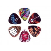 Boston rock picks 6stuks