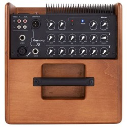 Acus One For Strings 6T Wood / 2 Channels and aux in