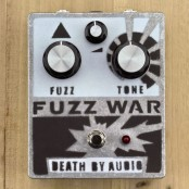 Death by Audio Fuzz War Distortion Fuzz