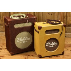 Elektra The 185 15 inch speaker brown
